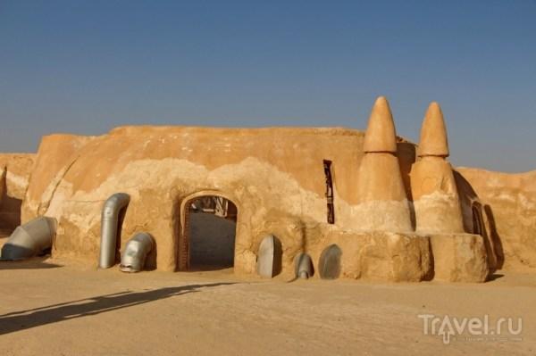 Пустыня Сахара Планета Татуин и quotЗвездные Войны