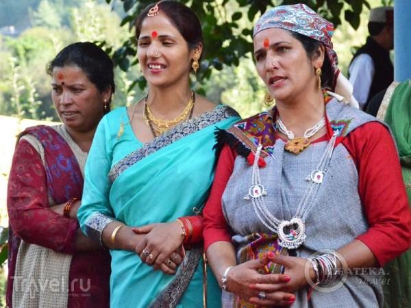 Какую одежду носят в Индии / Фотографии / Индия / Travel.Ru