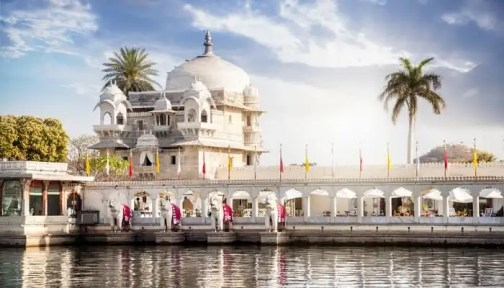 Image result for Admire the Remarkable Water Palace