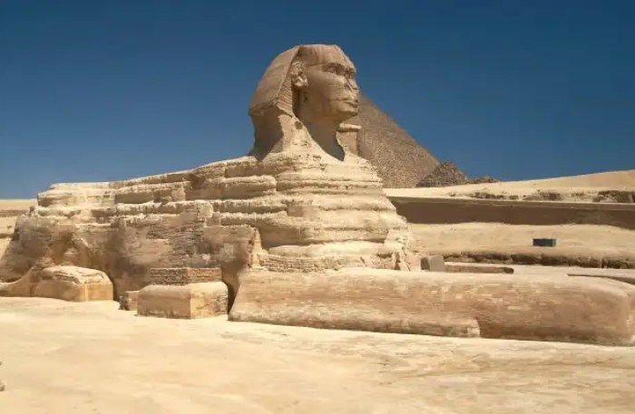 About Great Sphinx Of Giza