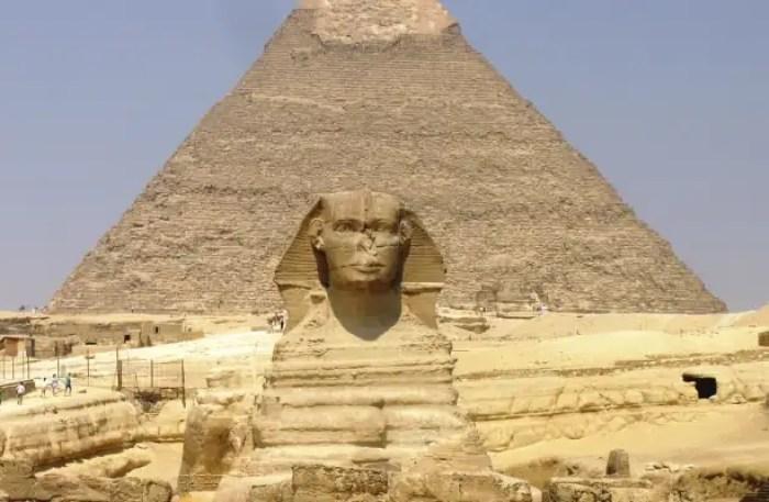 Great Sphinx Of Giza: Trivia