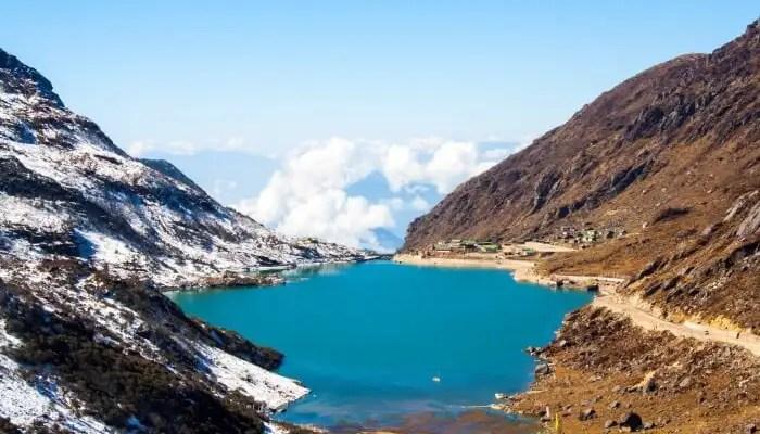 Lake Tsomgo and Nathu La
