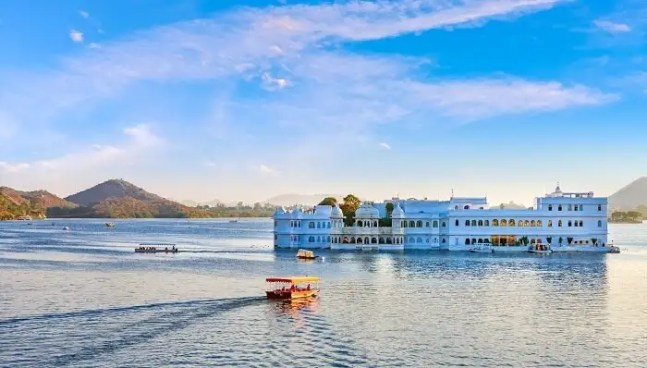 Image result for Lake Palace