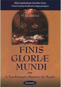 Resultado de imagem para finis gloriae mundi fulcanelli