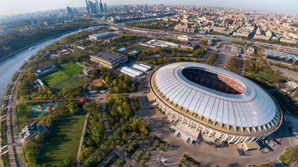 Самые выдающиеся стадионы мира