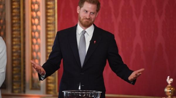 Принца Гарри подставил родной брат? Великобритания ...