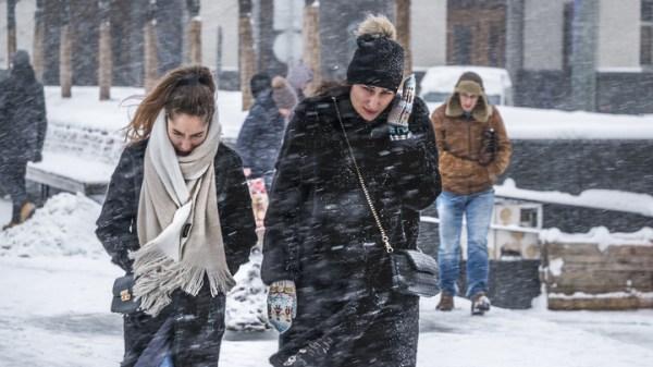 Снегопад, мороз и ветер: погодный апокалипсис надвигается ...