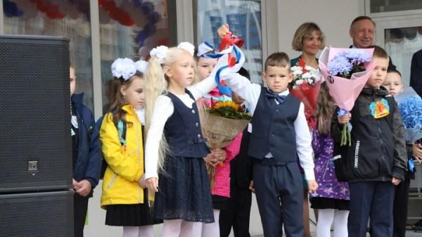 В Санкт-Петербурге изменили правила приема детей в первый ...