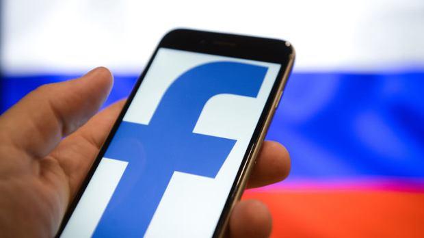 Сеть барахлит Евросоюз отключили от Facebook