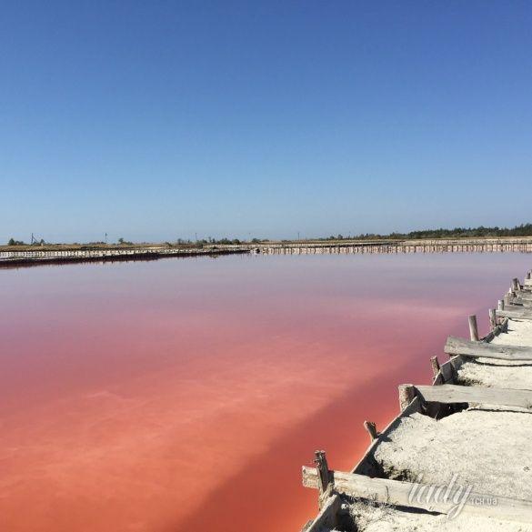 розовые озера, Херсонщина_3