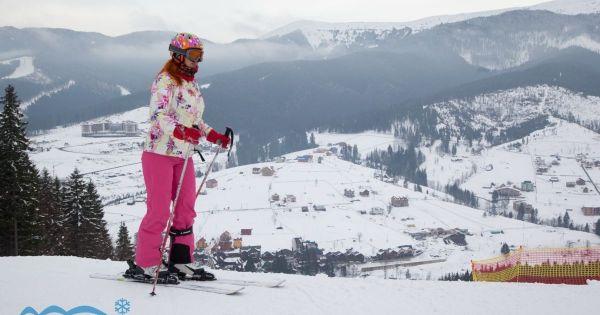 Буковель лучший горнолыжный курорт Украины Туризм TCHua