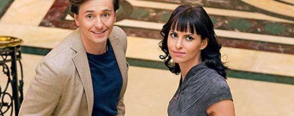 Сергей Безруков и его жена ждут ребенка - Гламур - TCH.ua