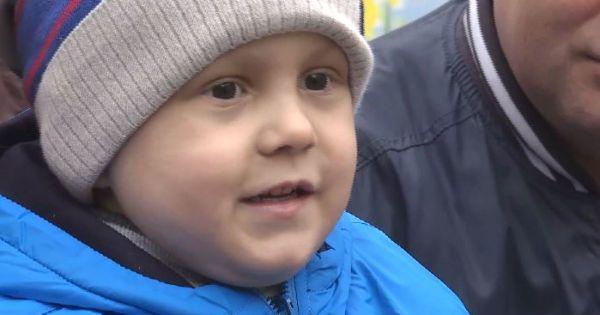 Помогите спасти жизнь 3-летнего Ярослава - Помощь - TCH.ua