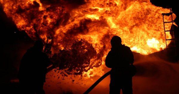 В России произошел пожар в онкоцентре - Мир - TCH.ua