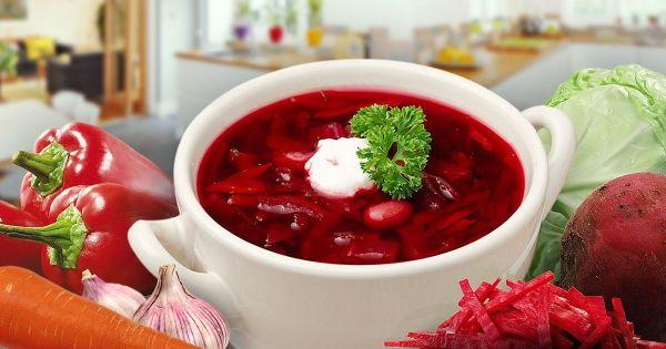 Самый вкусный украинский борщ - Кулинария - TCH.ua