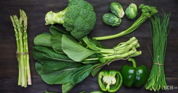 Почему нужно есть овощи зеленого цвета — мнение ...