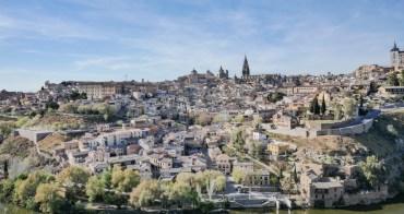 西班牙托雷多自由行攻略 往返馬德里交通、當地交通、景點、行程、美食、住宿懶人包