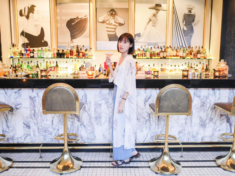 曼谷酒吧 Vogue Lounge 最時尚 MahaNakhon Cube 好去處 - 蔡小妞依玲