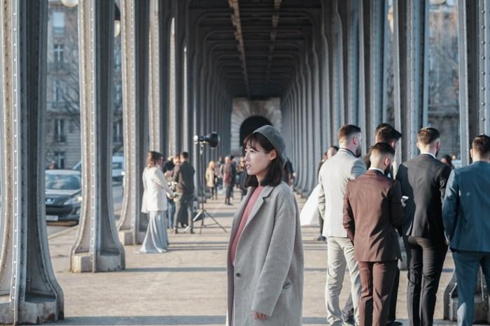 法國巴黎景點 比爾阿坎橋 全面啟動電影場景 巴黎鐵塔絕佳取景點
