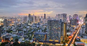 [泰國 曼谷] Octave Rooftop Lounge & Bar 曼谷Thonglor區高空酒吧推薦
