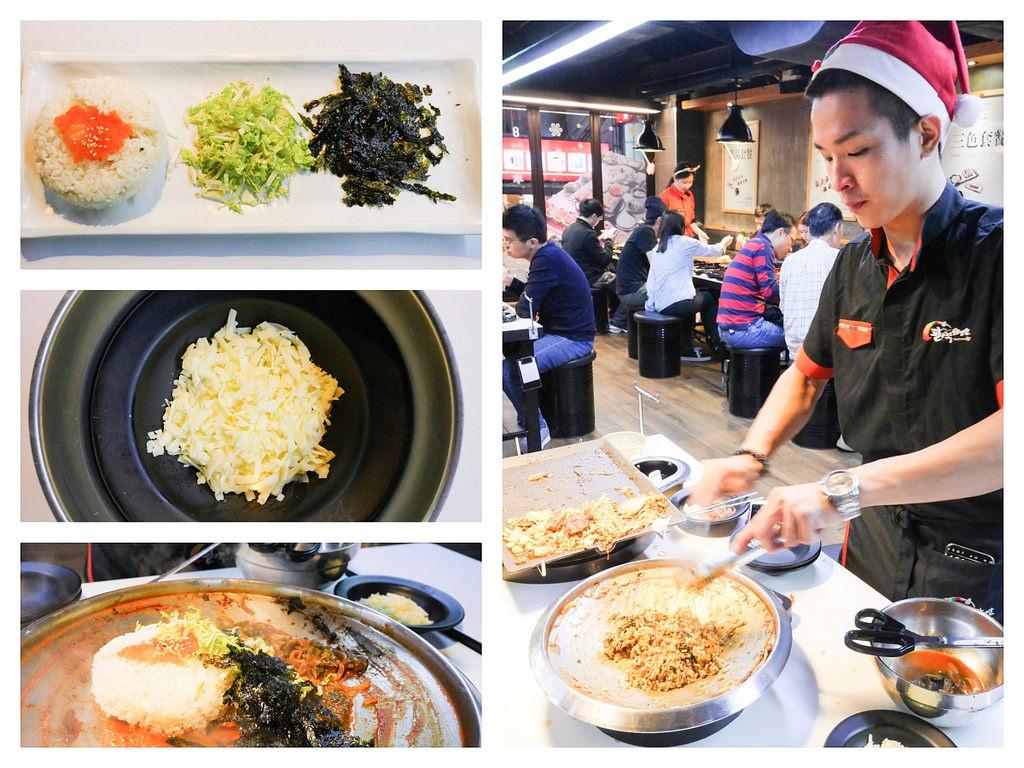 [臺北 大安] 韓國正宗八色烤肉 東區韓式料理推薦 - 蔡小妞依玲