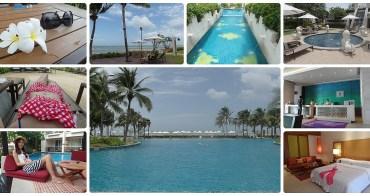 [泰國 華欣] 喜來登華欣度假村 Sheraton Hua Hin Resort & Spa 超美泳池華欣飯店推薦