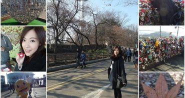 [韓國 首爾] 情侶最愛的南山N首爾塔 坐公車也可以到喔