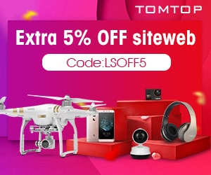 TOMTOP.com is one of China¡¯s leading e-commerce export site, providing high quality products with best price. With 70,000 items across more than 100 categories, we have served 400,000 people in over 170 countries around the world.Enjoy online shopping