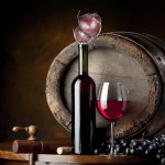 Tooarts Piggy Stopper Wine Bottle Stopper Iron Material Airtight Seal Decorative Piggy Cork Wine Decoration Kitchen Decor