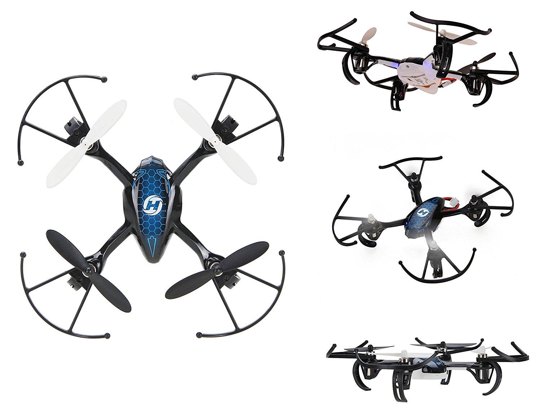 Holy Stone Hs170 Predator Mini Helicoptero Rc Drone 2 4ghz 6 Axis Gyro 4 C Es Quadcopter