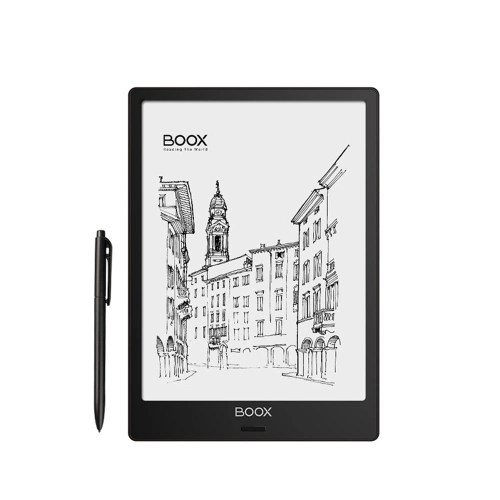 Onyx BOOX Note EReader 10.3 «Android 6.0 32GB E-Books Reader Dual Touch HD Pantalla E-Ink Tablet 2019