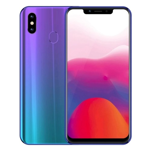 MEIIGOO S9 5000mAh 6.18 Inch Notch Bezel-less Mobile Phone