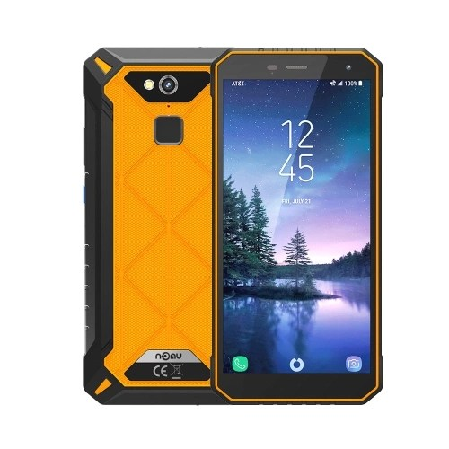 NOMU S50 Pro 4G Cellphone IP68 Waterproof 5000mAh