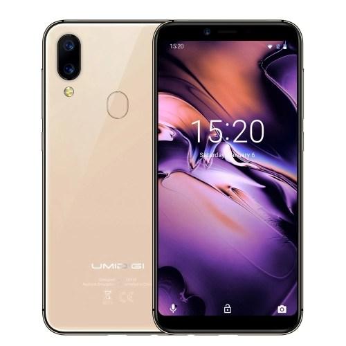 UMIDIGI A3 4G Smartphone 5.5 inch 2GB+16GB