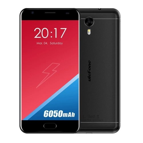 Ulefone Power 2 4G Smartphone 5.5 inches 4GB RAM 64GB ROM 60