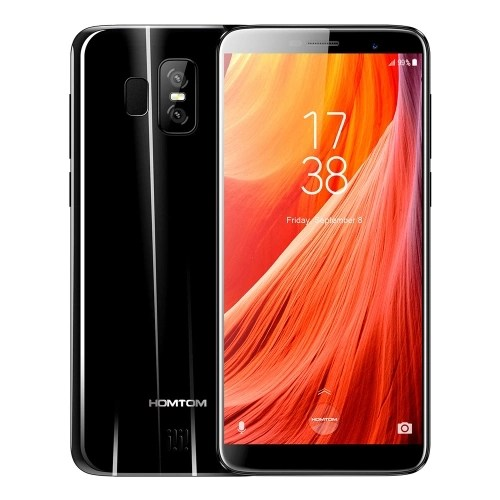 HOMTOM S7 5.5 inches 18:9 Bezel-less 3GB RAM 32GB ROM 4G Smartphone 14Dec