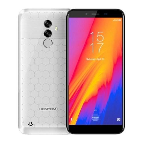HOMTOM S99 Face ID 6200mAh 4G Smartphone 4GB 64GB