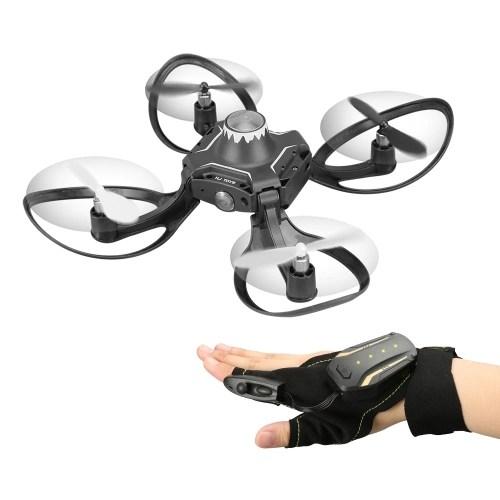 2.4G Glove Control Interactive Mini Drone Quadcopter