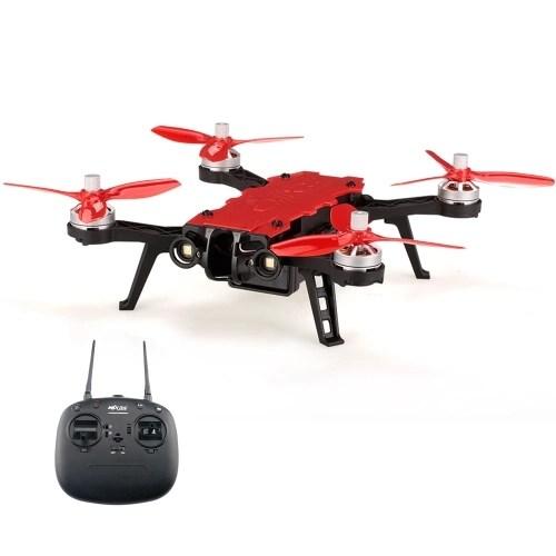 Original MJX B8pro 5.8G 720P cámara HD 4CH Ángulo / Acro interruptor de modo de alta velocidad RC Racing Drone Quadcopter 2019