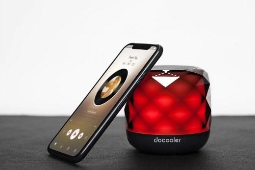 docooler RBS-F1 Wireless Speaker V4.2 Stereo