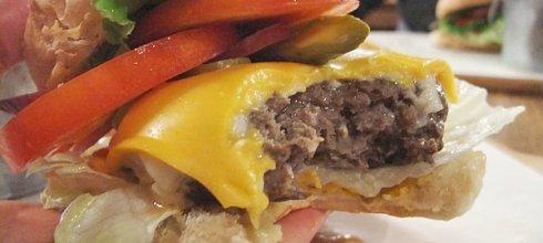 味蕾喜歡你:1885 Burger (美式漢堡店)