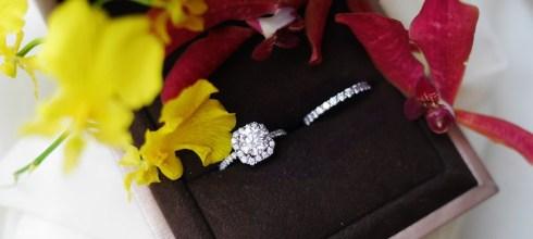 [婚禮][婚戒] 台中樣多儷珠寶鑽戒婚戒挑選,婚戒刻字
