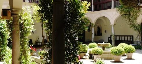 [旅遊]西班牙第二天:格拉那達國營飯店(Parador de Granada)
