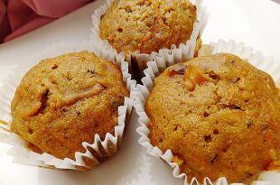 [食譜] 胡蘿蔔蘋果瑪芬蛋糕做法(Muffin)