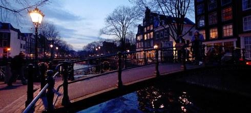 [自助旅行] 阿姆斯特丹紅燈區與大麻閒談。