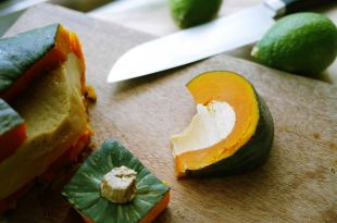 [食譜] 泰式南瓜布丁做法,南瓜椰奶布丁做法
