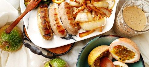[肉品] 食貨誌香腸與西式早午餐做法