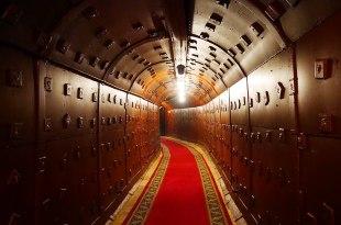 [自助旅行] 俄羅斯莫斯科冷戰時期景點,防核地堡Bunker42