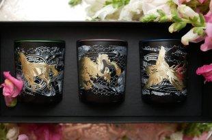 [香氛蠟燭] Diptyque 2017 神獸蠟燭系列,獨角獸蠟燭,鳳凰蠟燭與天龍蠟燭