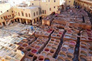 [摩洛哥自助旅行] 迷宮之城,絕對迷路的費斯Fez,費茲